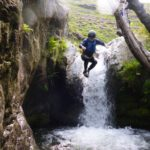 Ghyll Scrambling photo