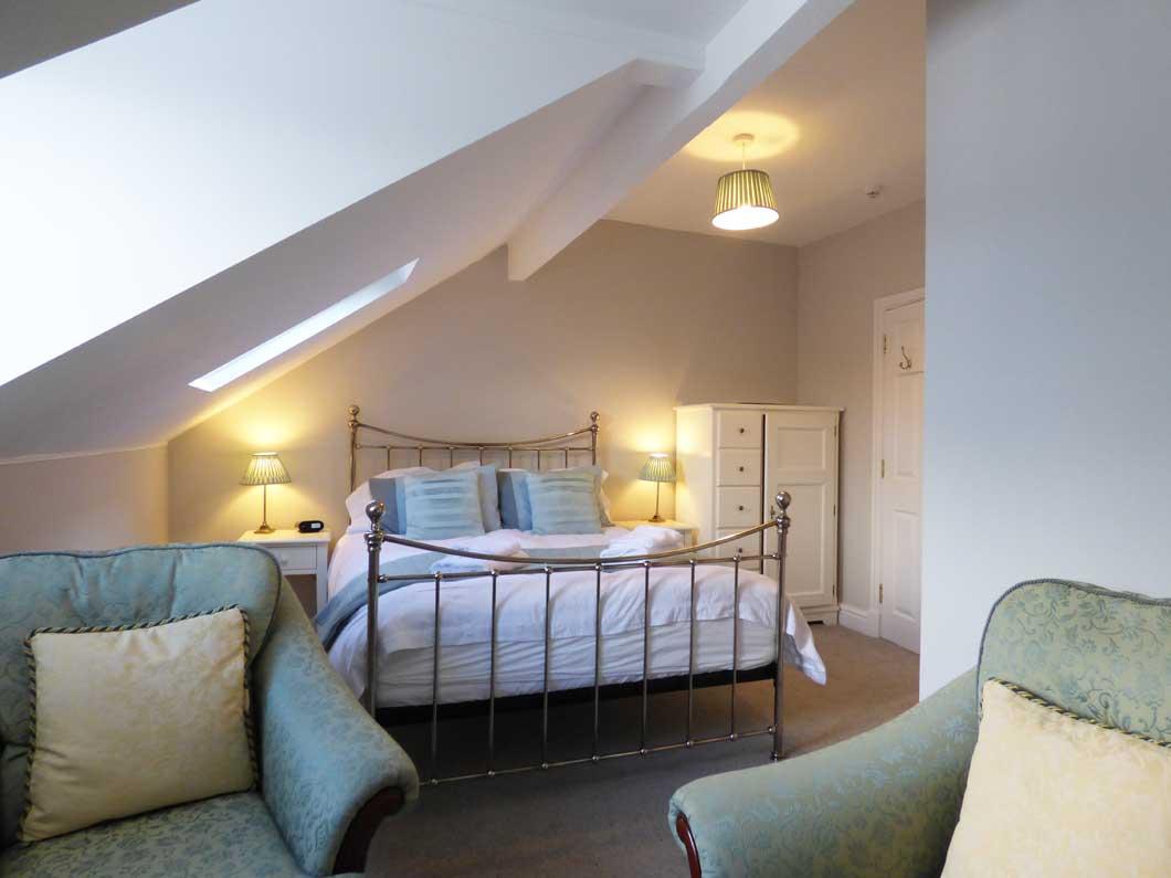 Cragwood guest house bedroom